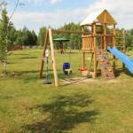 Детская площадка - отдых в Подмосковье