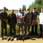 Охота на фазана в Сафари Парке №2