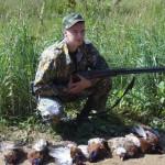 Охота на фазана в Сафари Парке №5