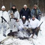 Охота на копытных №9