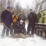 Охота на копытных №10