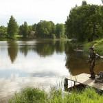 Платная рыбалка в Сафари Паркъ