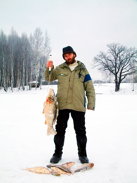 рыбалка в сафари парке