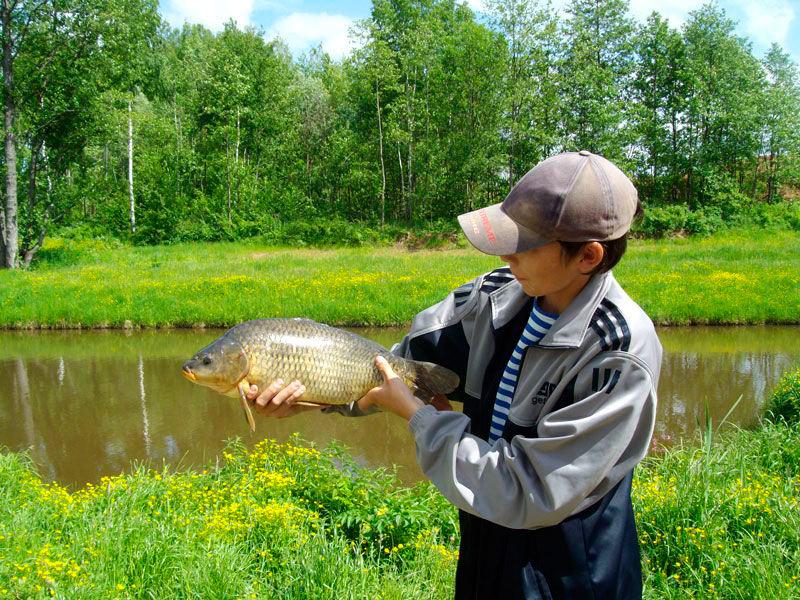 платная рыбалка в березниках