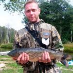 Рыбалка в Подмосковье в Сафари Паркъ