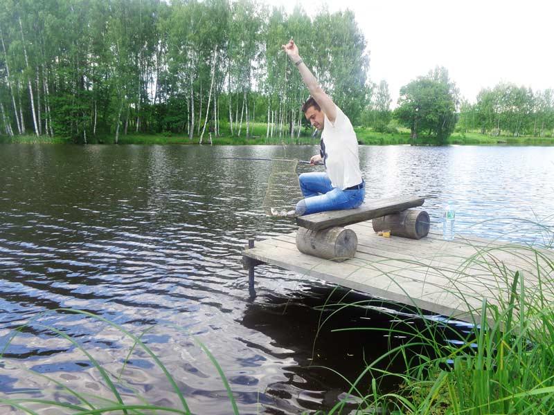 недорогая рыбалка в калужской области