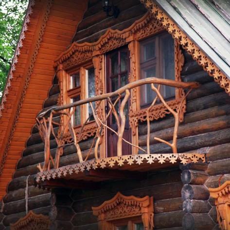 Традиционная деревня