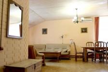 Люкс двухкомнатный с кухней