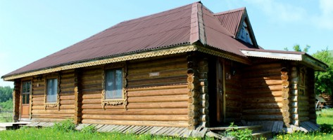 Дом Теремок