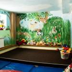 Комната для детей в Сафари Паркъ