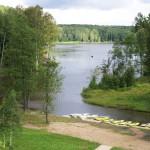 Лодочная станция - дом отдыха в Подмосковье