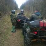 Катание на квадроциклах в Калужской области